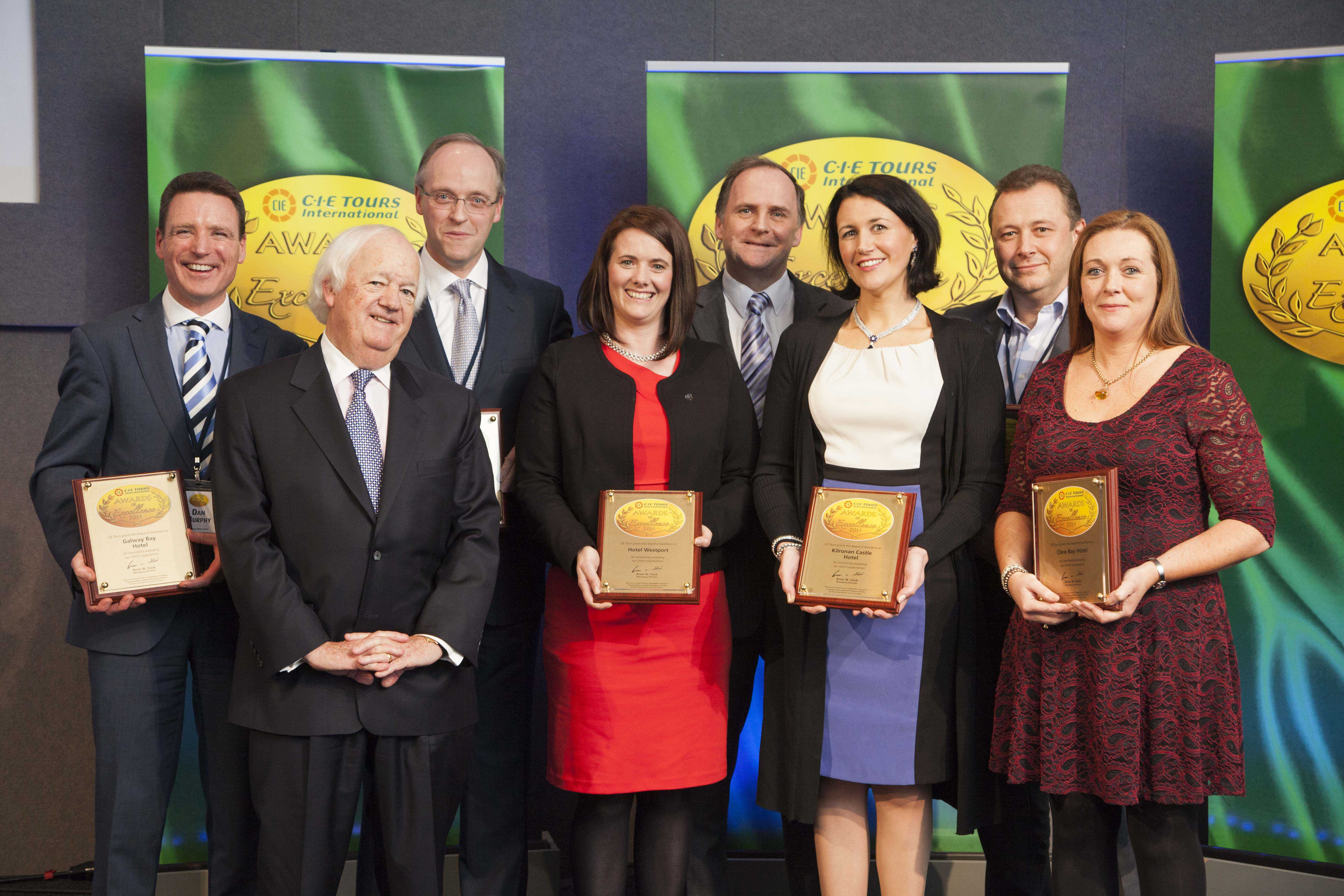 Six Awards in a Row for Hotel Westport!