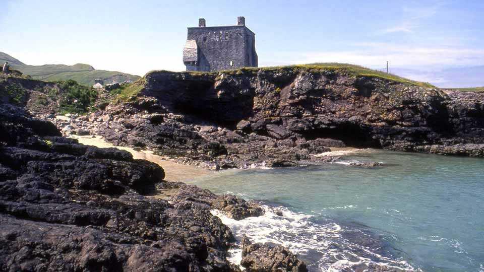Granuaile's Castle