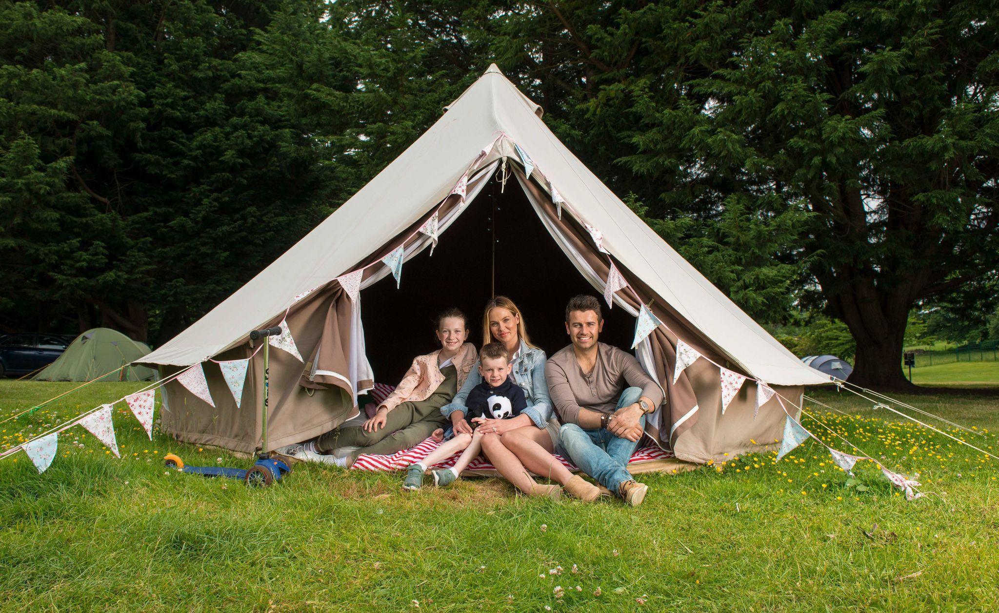 Westport House Camping and Caravan Park