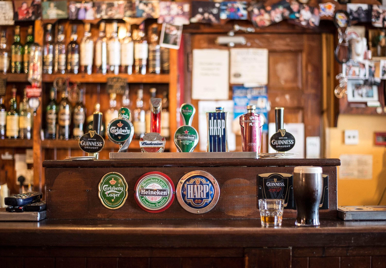 McGing's Westport's oldest pub