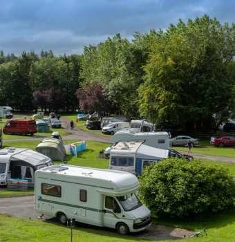 Westport House Camping and Caravan Park