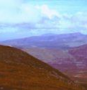 Nephin Beg mountains
