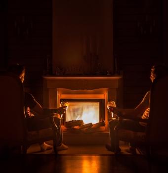 Five Ways to Keep Warm in Westport