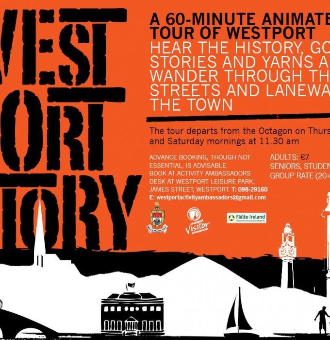 Theatre takes to the streets of Westport on this exciting new tour