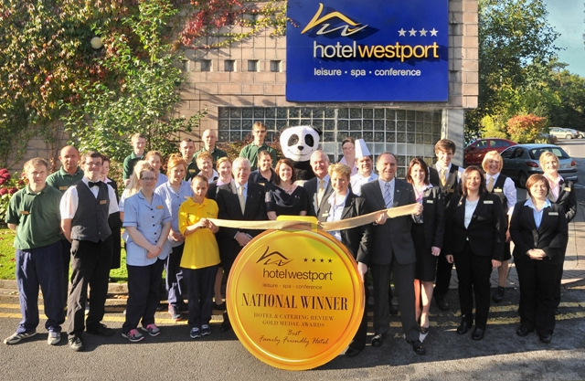 Another National Award for Westport