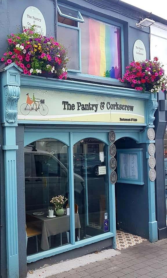 The Pantry & Corkscrew