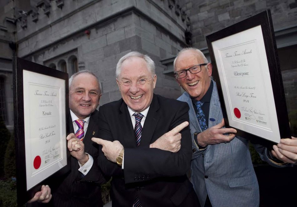 Westport voted Ireland's Top Tourism Town