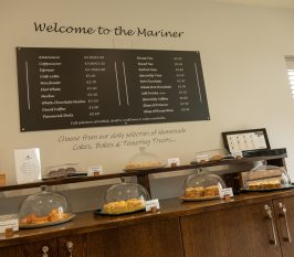 The Mariner Westport Café  - Destination Westport