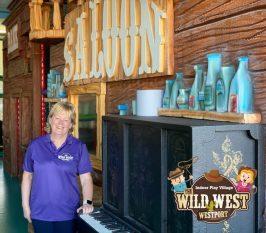 The Wild West  - Destination Westport