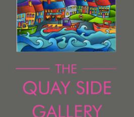 Quayside Gallery   - Destination Westport