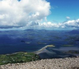 Croagh Patrick  - Destination Westport
