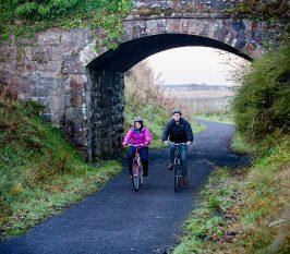 Greenway Bicycle Hire  - Destination Westport