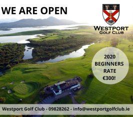 Westport Golf Club  - Destination Westport