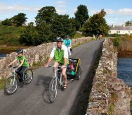 The Great Western Greenway  - Destination Westport