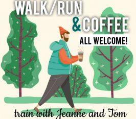 Train with Jeanne and Tom  - Destination Westport
