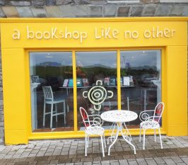 Tertulia, a bookshop Like no other  - Destination Westport