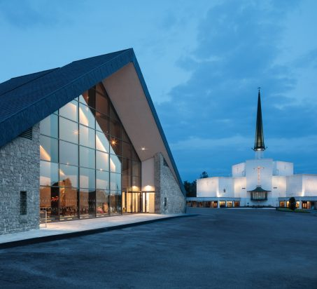 Knock Shrine  - Destination Westport