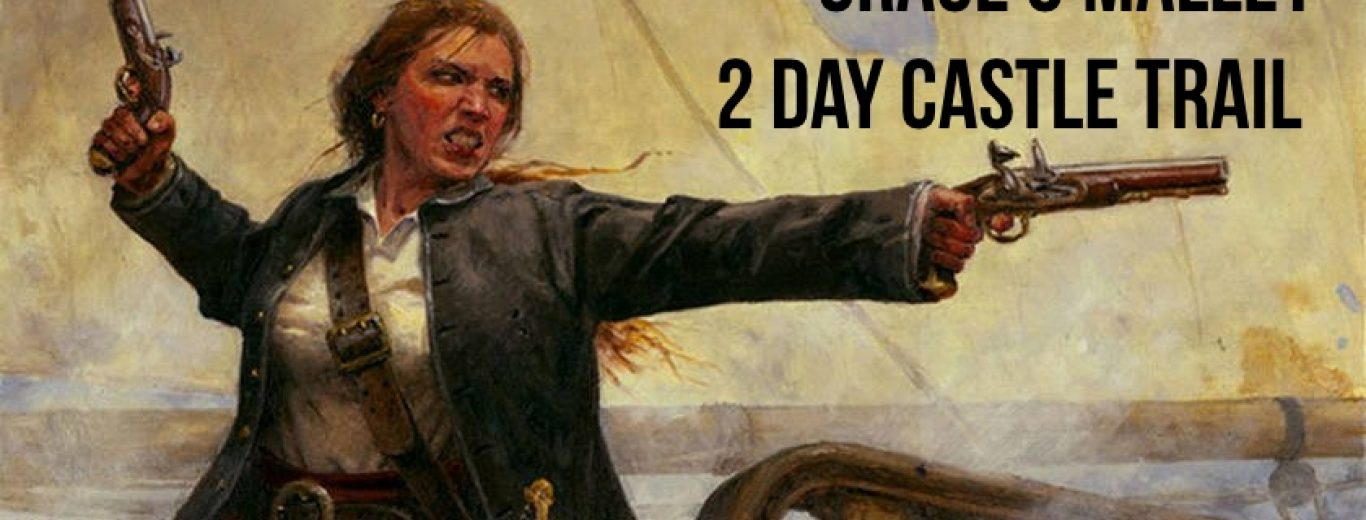 The   Pirate Queen, Two Day Castle Trail - Destination Westport