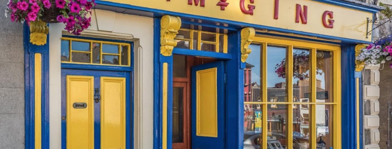 Top Five Live-Music Pubs in Westport  - Destination Westport