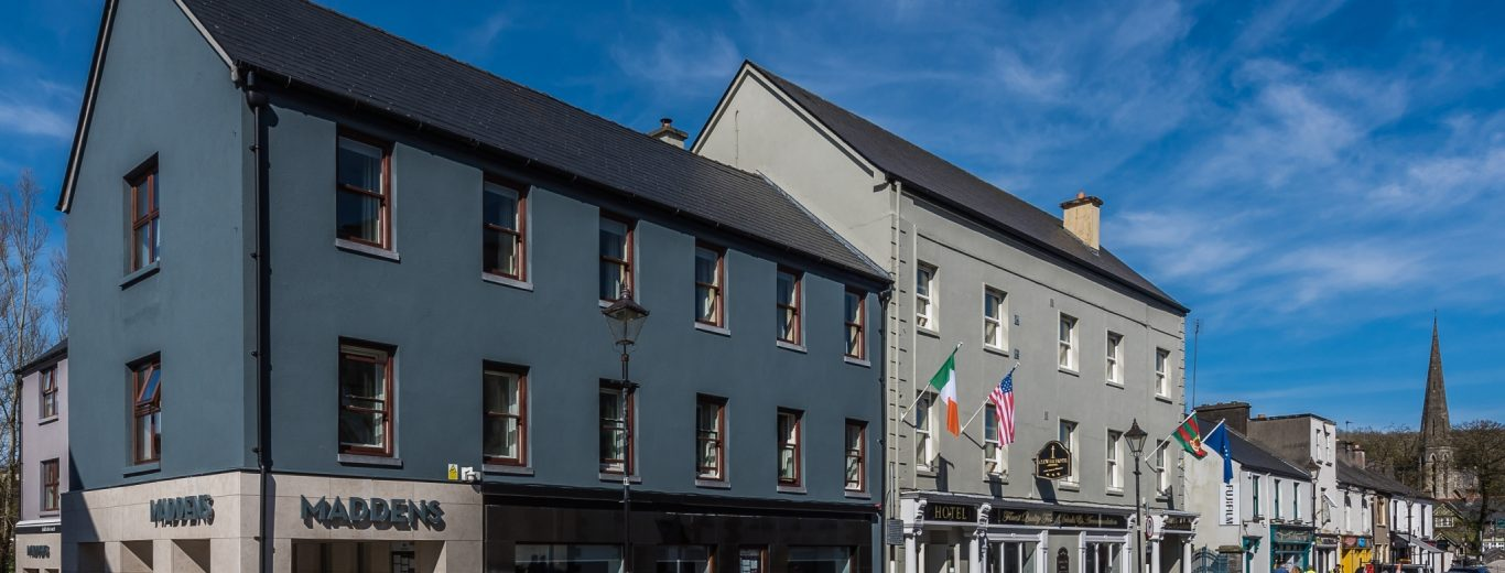 Where To Stay - Destination Westport