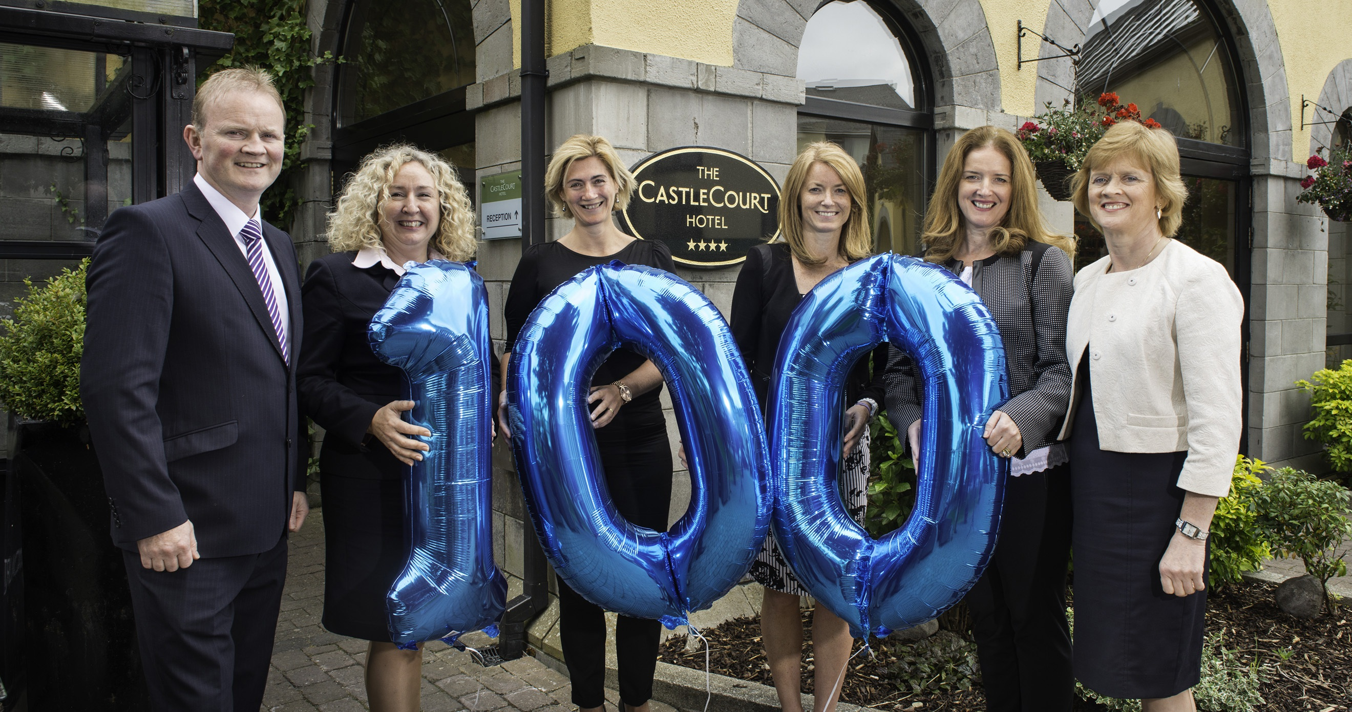 Triple Success for the Westport Hotel Group !