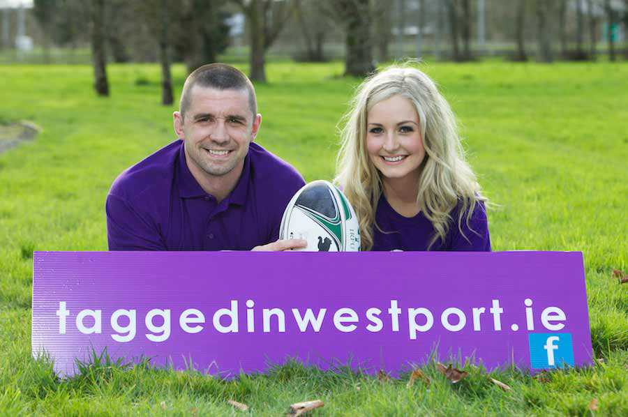 Tagged in Westport – the West's inaugural Tag Rugby Festival
